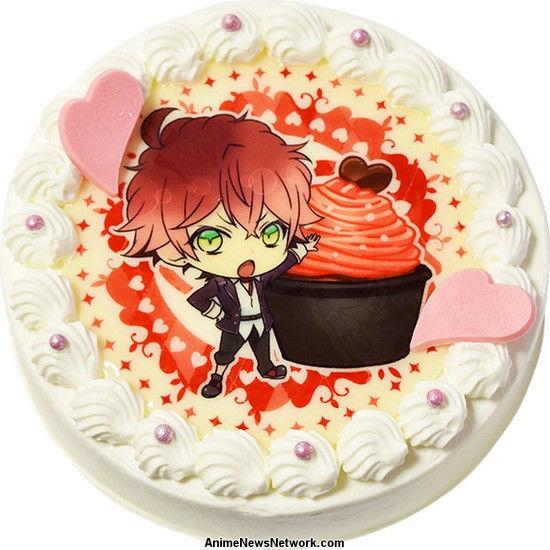 Treat Your Valentine To Mr Osomatsu Parfait Anime Cakes