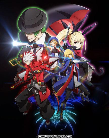 Blazblue anime series details revealed !