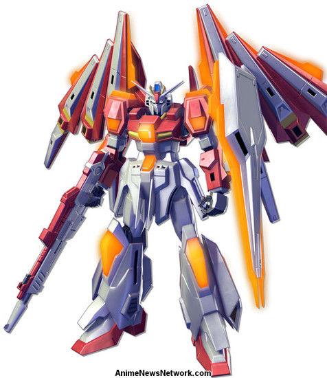 Gundam Versus Previews Gundam F91 Personajes en Vídeo