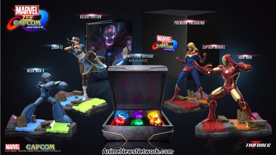 ©Marvel vs. Capcom Infinite