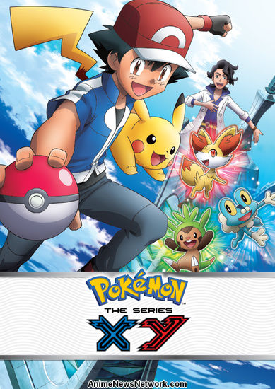 Cartoon Network To Run Pokémon The Movie Genesect Xy Anime Sneak