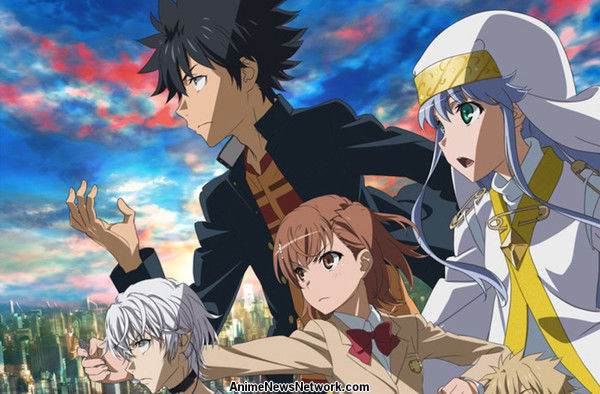 A Certain Magical Index III - Anime News Network