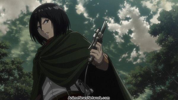 The Kick-Ass Women of Attack on Titan - Anime News Network