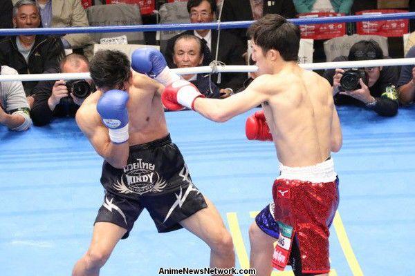boxer2 Khi bạn muốn trở thành Otaku nhưng bố mẹ bắt theo nghiệp Boxing và cái kết