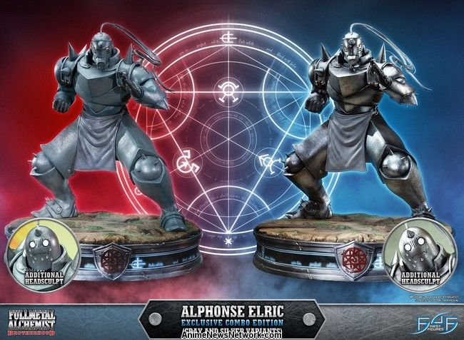 Fullmetal Alchemist's Al Continues Hunt for Philosopher's ...