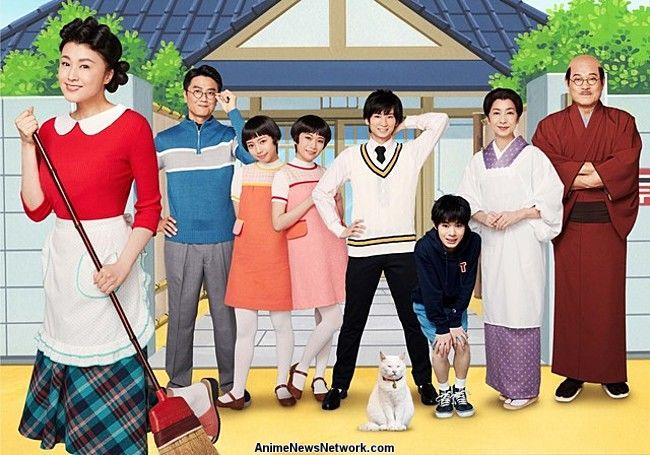 Sazae-san Sequel Stage Play Reveals Visual, Additional Cast