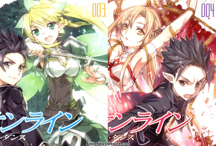 ln sword art online
