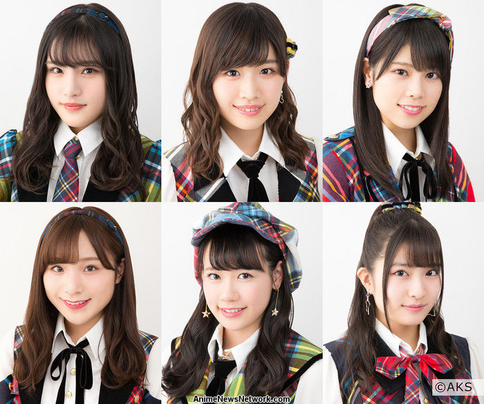 Interview: AKB48 Team 8 - Anime News Network