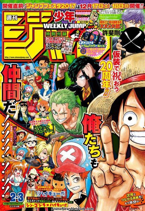 20 Jähriges Jubiläum für One Piece!  Onepiece