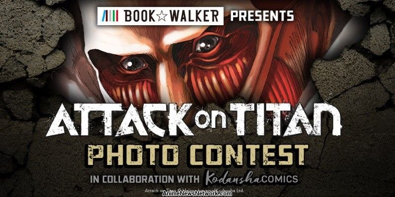 Re-Enact Your Favorite Attack on Titan Moment! Vote Now!