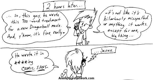 Hey, Answerman! [2009-09-25] - Anime News Network
