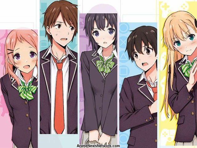 ผลการค้นหารูปภาพสำหรับ anime Gamers!
