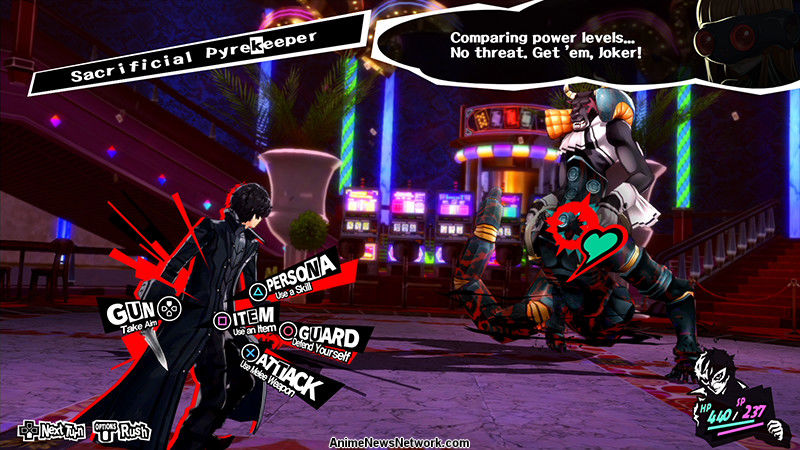 First Look: Persona 5 - Anime News Network