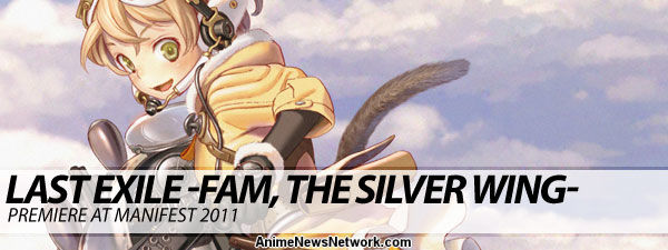 Last Exile - Fam, The Silver Wing- Premiere