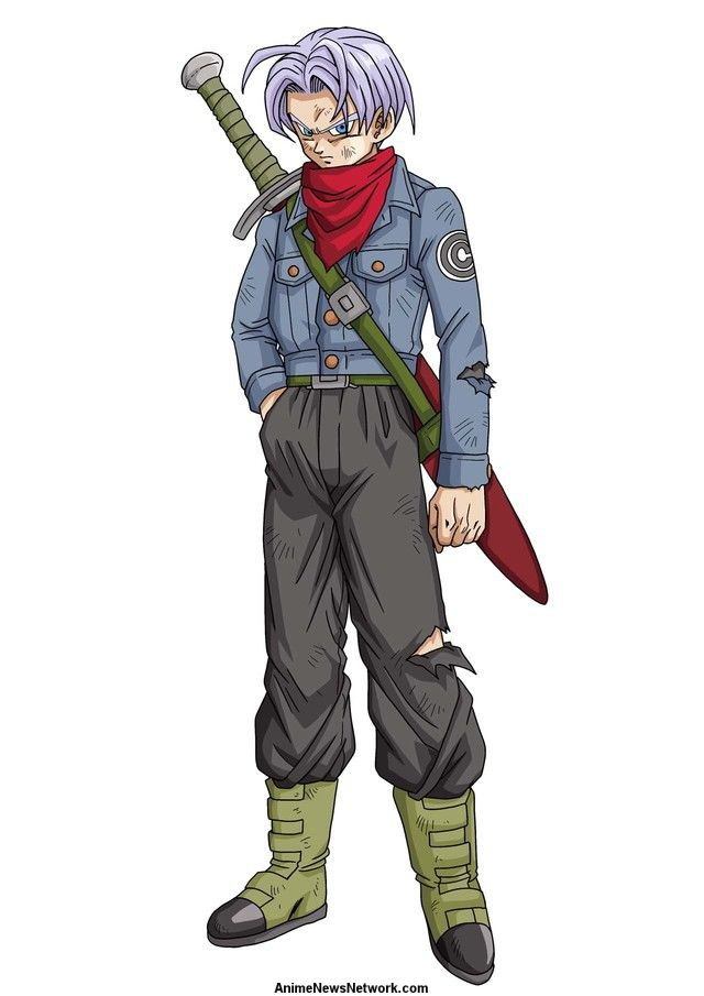Trunks salva