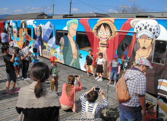 One Piece Kampagne sammelt Geld um die Präfektur Kumamoto wiederaufzubauen.   As20161029002135_comm