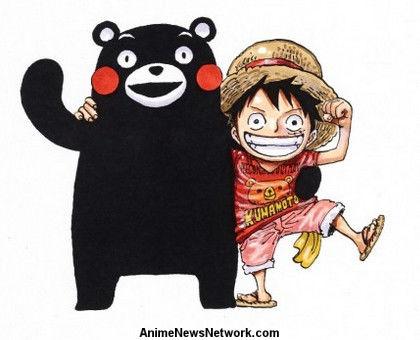 One Piece Kampagne sammelt Geld um die Präfektur Kumamoto wiederaufzubauen.   Kumamon.png