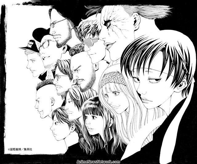 disegno di Yoshihiro Togashi