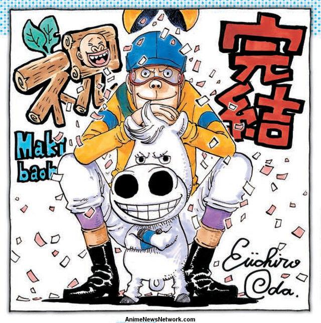 One Piece, Naruto, More Manga Creators Commemorate Final
