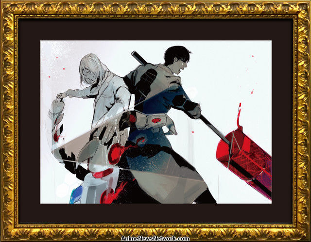 artwork tokyo ghoul 3