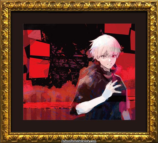 artwork tokyo ghoul 1