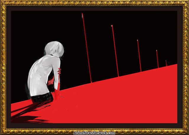 artwork tokyo ghoul 2
