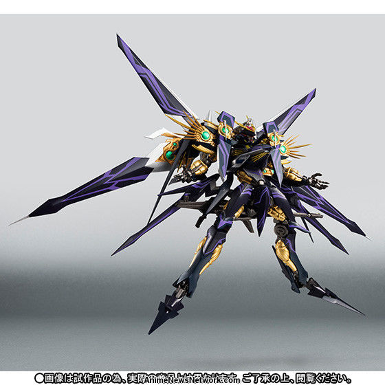 Cross Ange, Gundam Seed Mecha Join Get Robot Spirit ...
