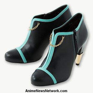 Tales of Xillia's Jude & Milla Inspire Women's Shoes ...