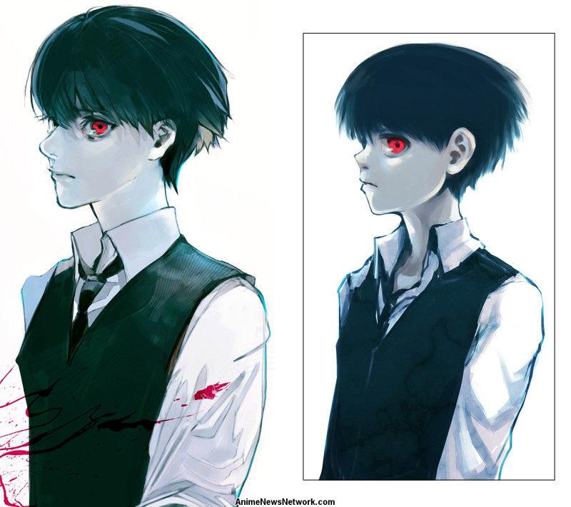 tokyo ghoul creator redraws manga u0026 39 s 1st chapter in