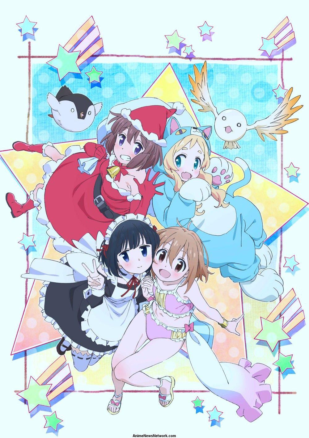 magical girl anime