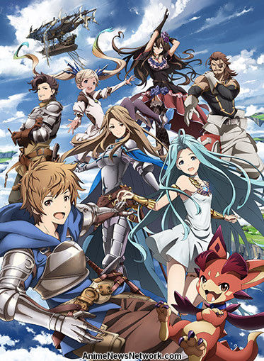 Capitulos de: Gran Blue Fantasy – The Animation