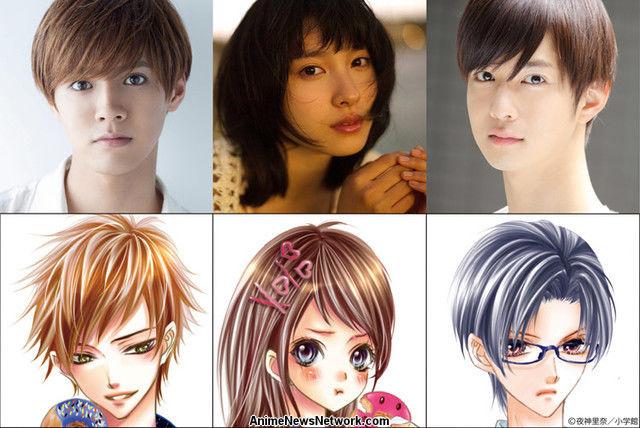 Live-Action Ani ni Aisaresugite Komattemasu Film Casts Takuya Kusakawa, Yōsuke Sugino