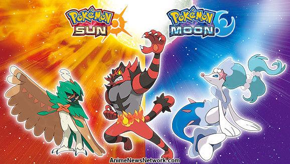 pokemon starter poll sun moon ign boards