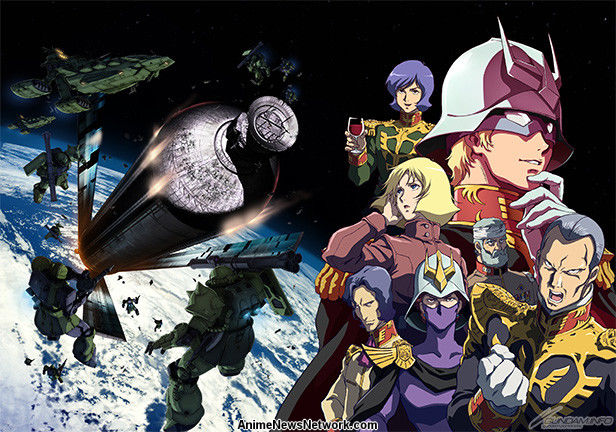 Image of: Gundam Iron The New Arc Will Cover The Battle Of Loum The Pivotal Conflict In The One Year Wars Early Days Before Most Of The Events Depicted In The First Mobile Suit Anime News Network Gundam The Origins Loum Arc To End With 2nd Volume In 2018 News