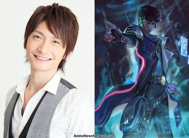 flirting games anime boy characters 2017 cast