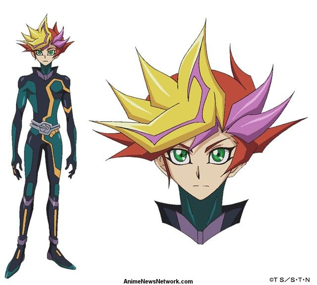 Yu gi oh vrains tv anime 39 s visual designs revealed Oh design