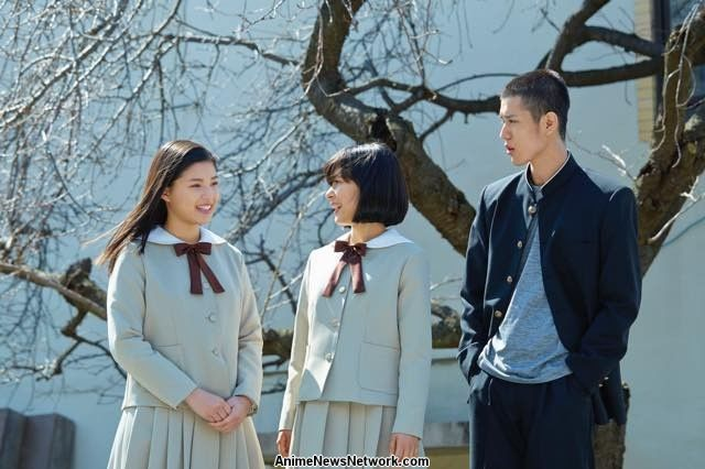Image result for the anthem of the heart live action