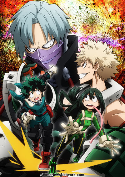 Image result for My Hero Academia Original Anime DVD's Promo Video Teases Zombie Attack