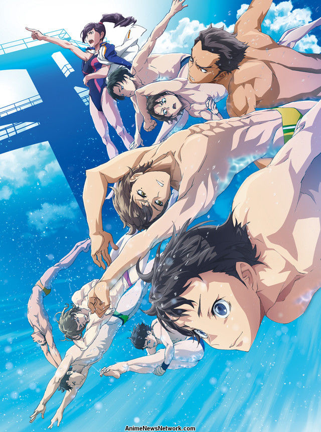 [ROMAN/LIVE ACTION/MANGA/ANIME] Dive!! Divevisual