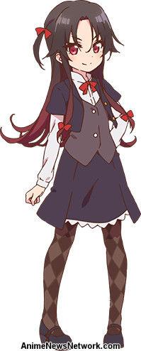 03yasha.png Anime Ryuuou no Oshigoto! tung trailer đầu tiên giới thiệu ca khúc chủ đề trong phim