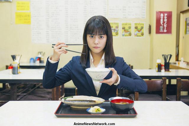 Bōkyaku no Sachiko Gourmet Manga obtiene especial de acción en vivo