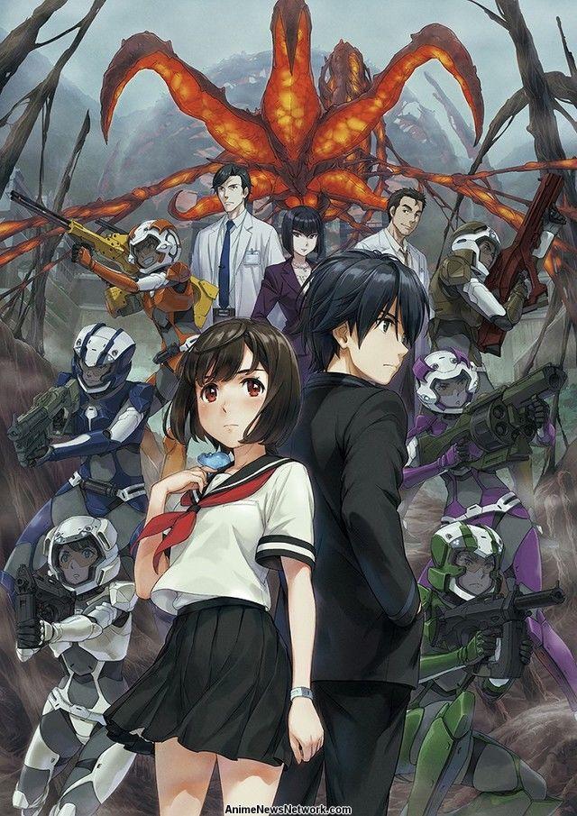 AICO -Incarnation- Promo de anime revela el elenco, personal adicional