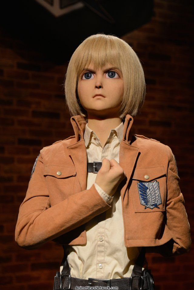 Attack on Titan's Universal Studios Japan Attraction Opens ...