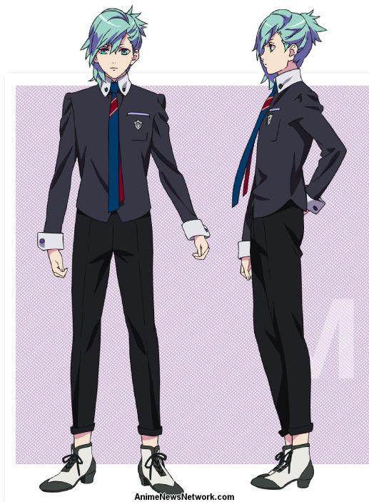 Character Design Ai : Rd uta no prince sama season s character designs unveiled