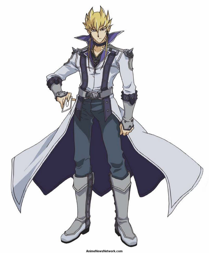 Yu-Gi-Oh! 5D's Characters to Appear in Yu-Gi-Oh! Arc-V ...