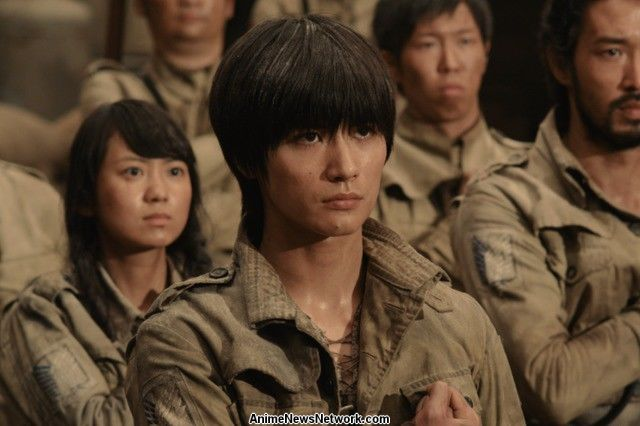 Live-Action Attack on Titan Films' New Screenshots Show ...