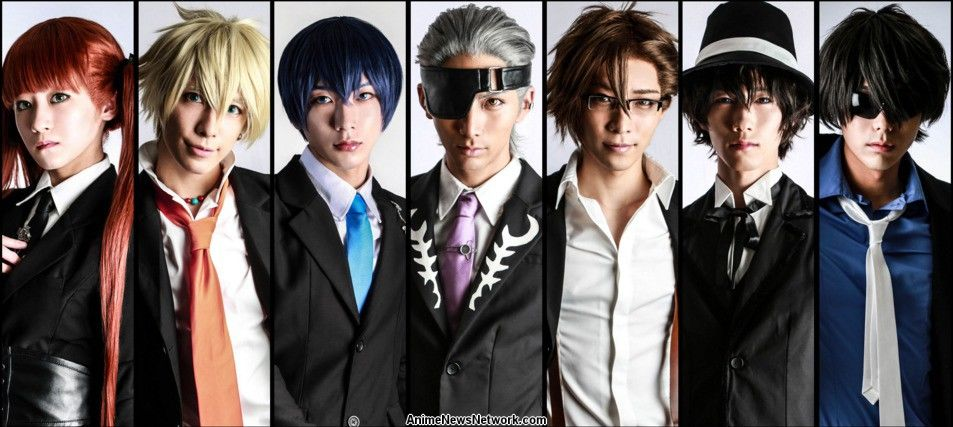 NewsArcana Famiglia  Stage Play's New Cast Visual Unveiled