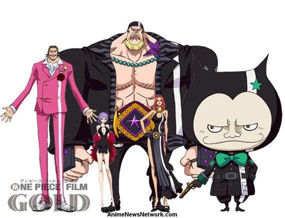 One Piece Film : Gold 2016, bộ phim không thể bỏ lỡ của fan băng hải tặc mũ rơm One-piece-film-gold-original-chara