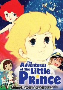 Publicaciones de Discotek Las aventuras del pequeño príncipe El primer