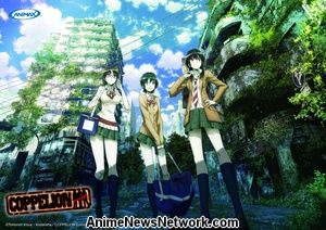 Animax To Simulcast Latest Anime Series Coppelion Across Asia At The